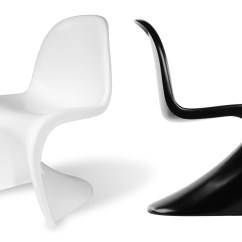Panton S Chair Replica Stand Test By Age Fiberglass Platinum