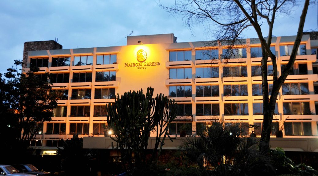 Nairobi Hotels: Nairobi Serena Hotel