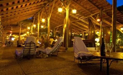 Lounge at Mediterraneo Restauran Dar es Salaam