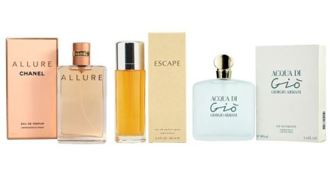 best female fragrance winners over the years