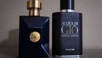 Dylan Blue and Acqua di Gio Profumo
