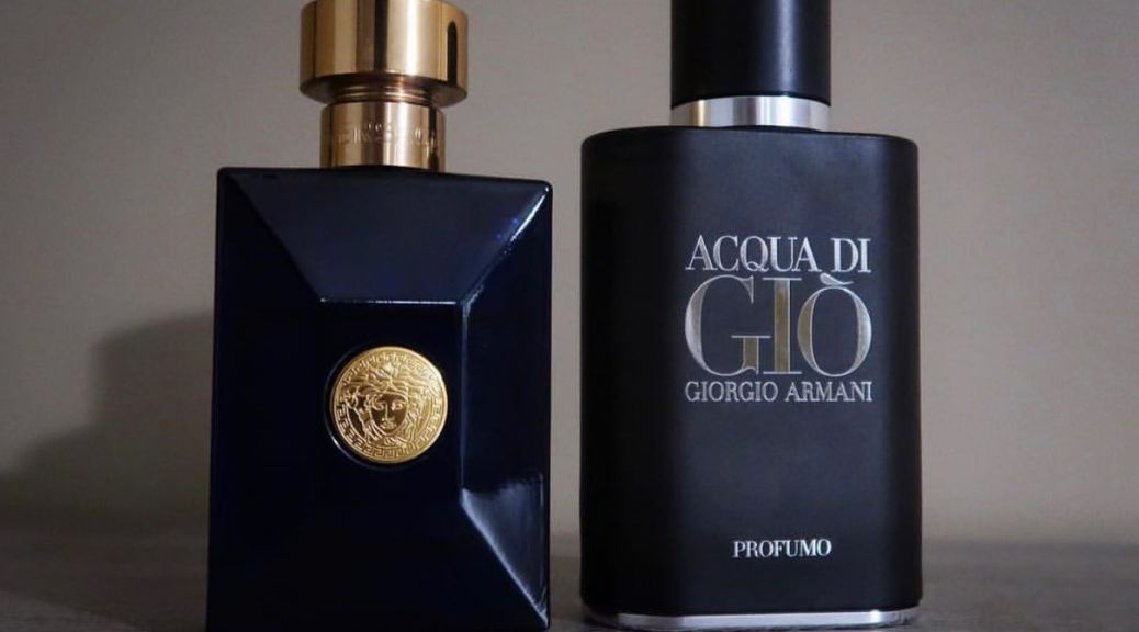 Dylan Blue and Acqua di Gio Profumo