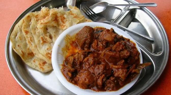 Kenyan Food Goat Curry