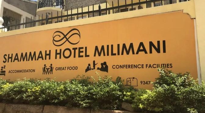 Shammah Hotel Milimani, Kisumu