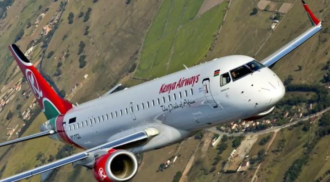 Kenya Airways The Pride of Africa