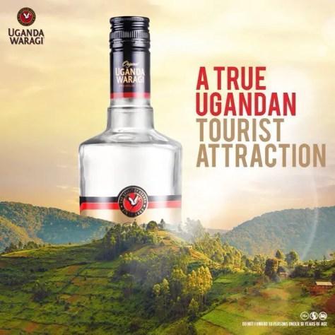 Uganda Waragi Ad