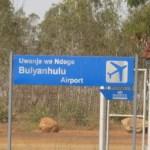 African Barrick Gold Bulyanhulu Airport