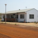 House at African Barick Gold Buzwagi Mine
