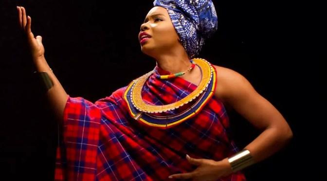 Yemi Alade Sema Asante Kweli We ni Mungu