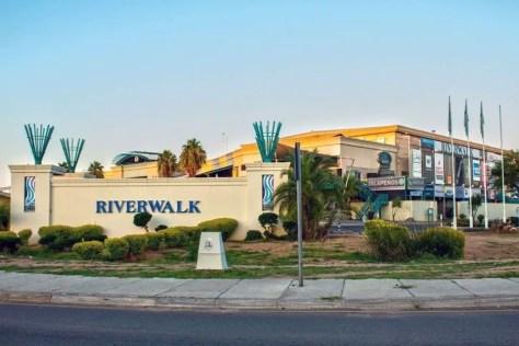 Riverwalk mall, Gaborone