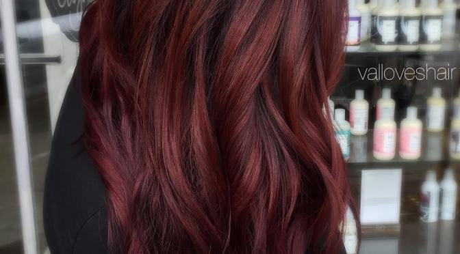 Maroon Hair: Maroon Braids & 4 Other Great Ways to Rock It