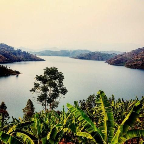 Lake Kivu in All its Glory