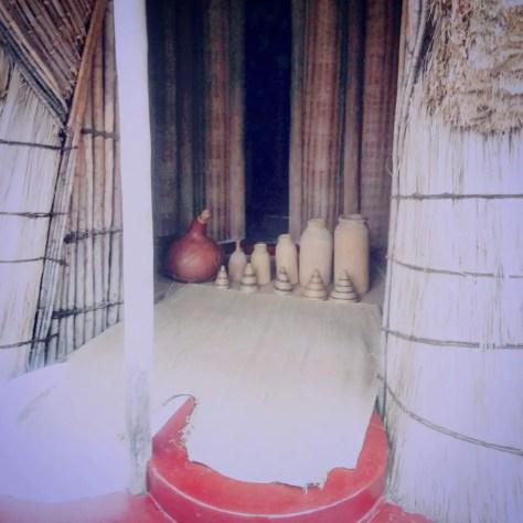 The Milk Hut at the Royal Palace Museum in Nyanza, Rwanda