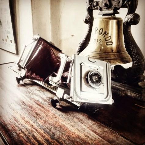 Vintage Camera, Nairobi Railway Museum