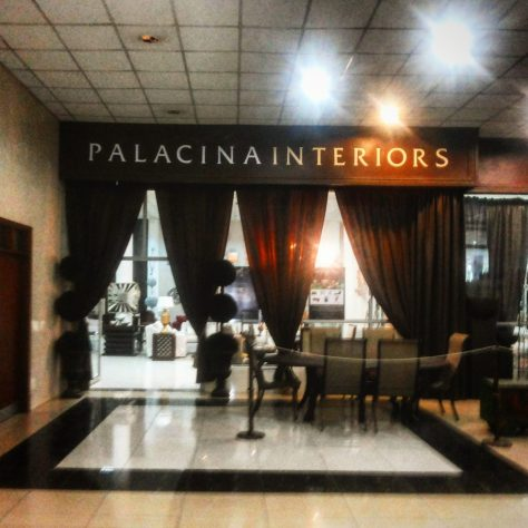 Palacina Interiors at the Panari Sky Centre, Nairobi
