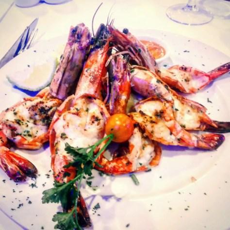 Instagram Fave 18: Seafood at Rhapsody's Dar es Salaam