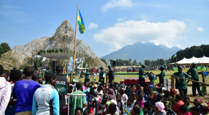 Baby Gorilla Naming Ceremony: Rwanda Development Board's Kwita Izina