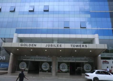 Equity Bank Golden Jubiliee Branch