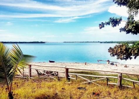 Lagoon, Bomani Beach Bungalows