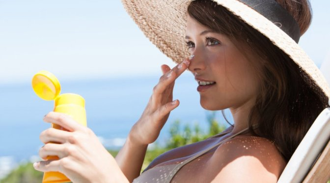 How to Keep Your Sensitive Skin Safe This Summer