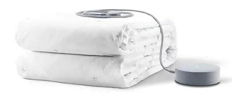 Smart mattress cover