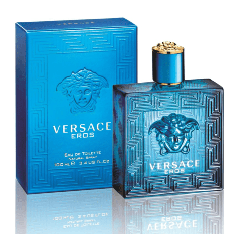 Versace Eros can be bought at scents kenya