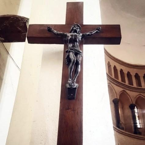 Cross in Church, Zanzibar