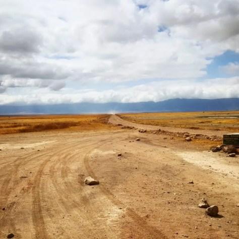 Expanse, Ngorongoro Crater, Tanzania
