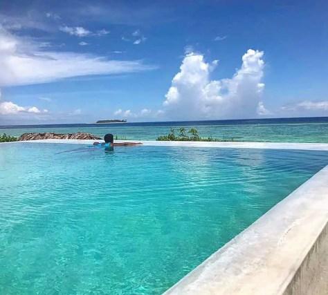 Swimming Pool, Kasha Boutique Hotel, Matemwe, Zanzibar