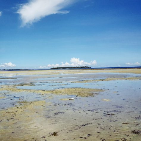 Low Tide at Waterworld, Dar es Salaam