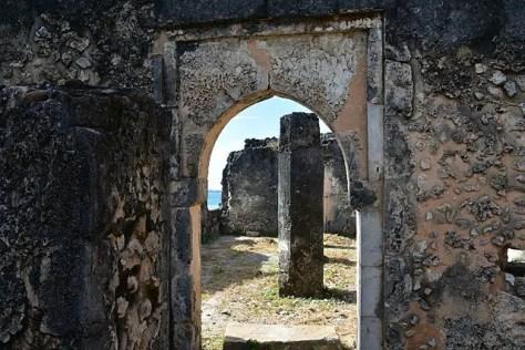 Malindi Mosque, Kilwa Kisiwani