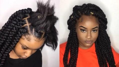 Abuja lines styles in Kenya 2020