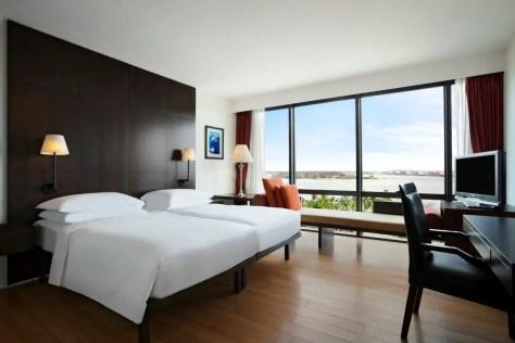 Hotels in Dar es Salaam: A room at The Hyatt Regency Dar es Salaam The Kilimanjaro