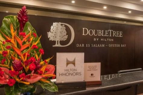 Hotels in Dar es Salaam: DoubleTree by Hilton Dar es Saaam