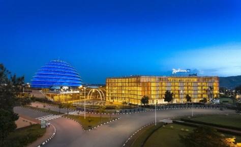 Radisson Blu Hotel & Kigali Convention Centre