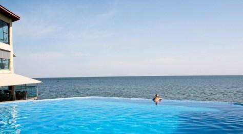 Swimming Pool at Malaika Beach Resort