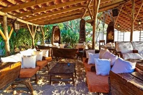 Hotels in Dar es Salaam: The Lounge at Mediterraneo Hotel, Dar es Salaam