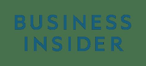 Business Insider Logo Blue
