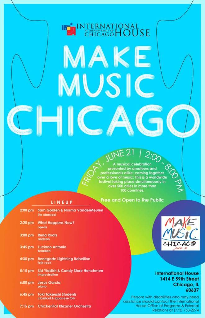 Make Music Chicago 2013