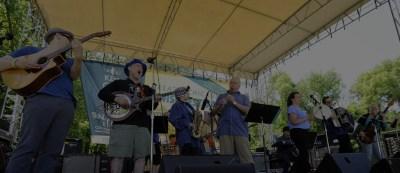 ChickenFat Klezmer Orchestra at Jewish Fest 2014
