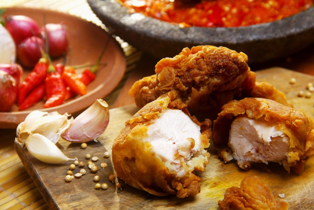 Everything You Need to Perfectly Deep Fry Chicken At Home 2