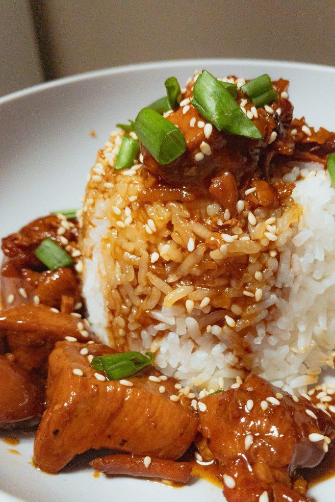 The Best Teriyaki Chicken Donburi