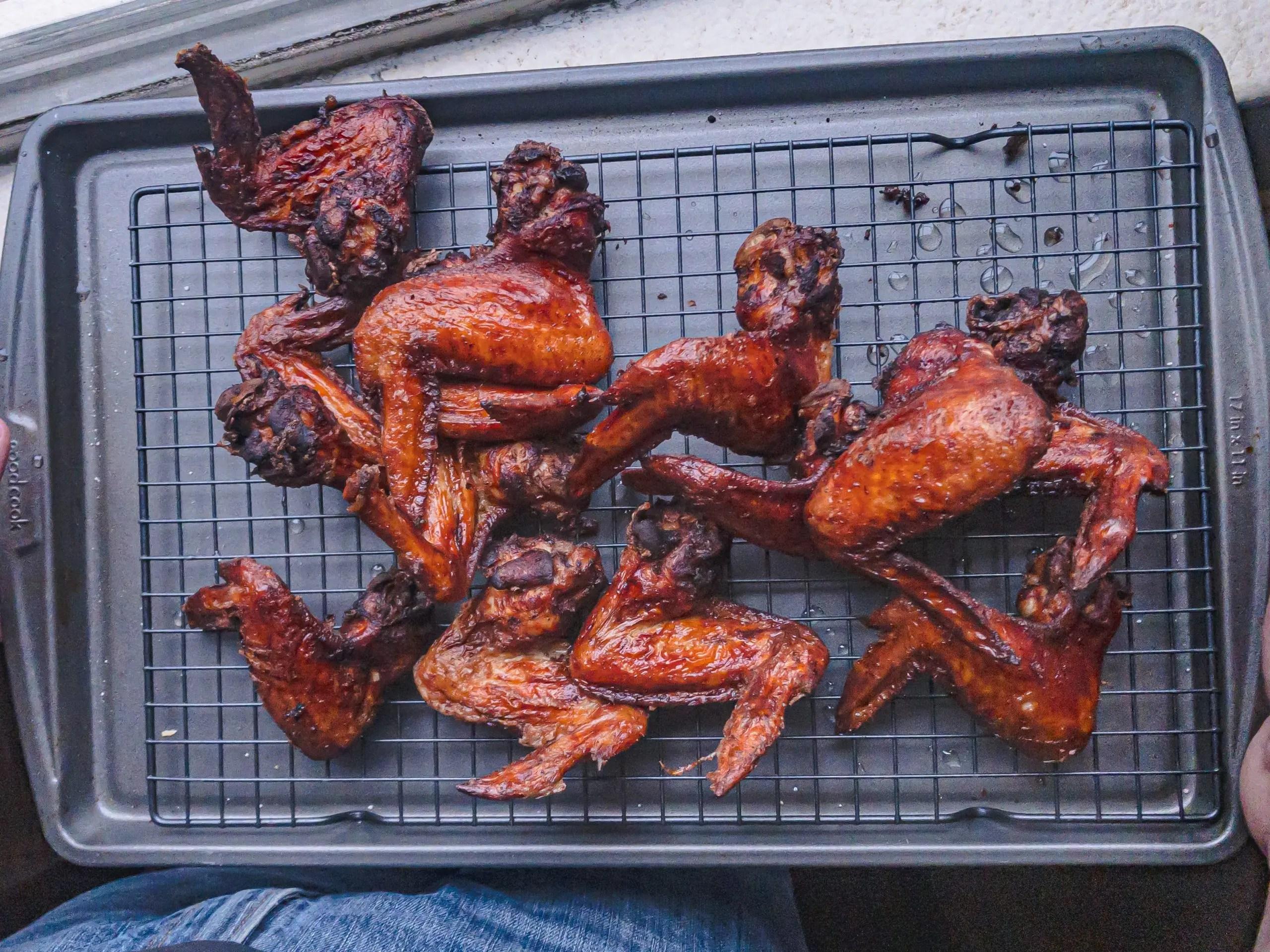 Unforgettable Teriyaki Chicken Wings 7