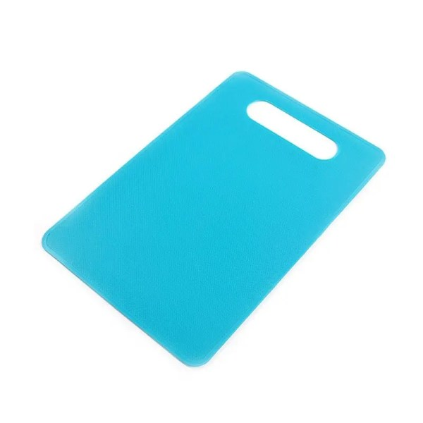 Sky Blue Cutting Board with Handle