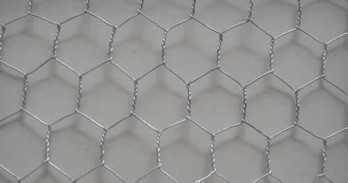 Hexagonal Chicken Wire Products with Common Specifications