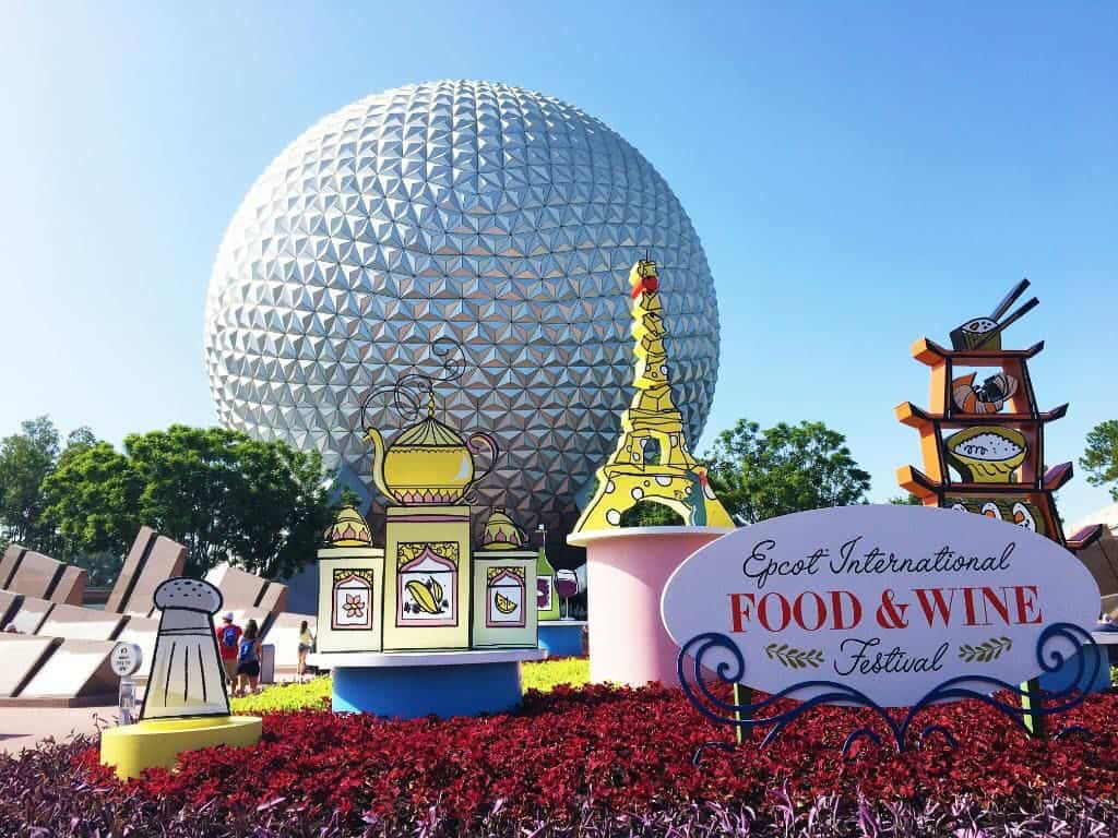 Walt Disney Worlds Epcot International Food And Wine Festival