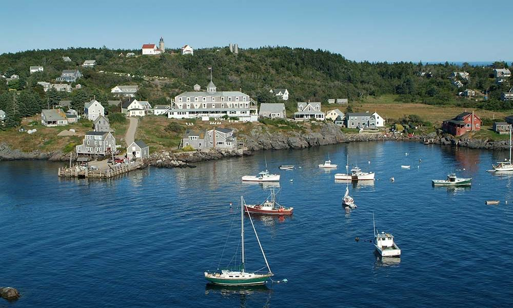 Monhegan Island Maine Chickery S Travels