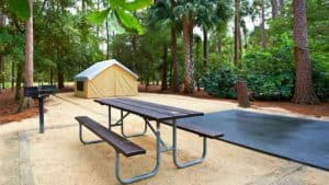 Fort Wilderness Tent Site