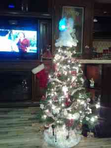 fifth wheel rv christmas tree