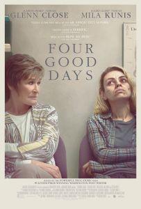 Four Good Days poster 203x300 - Review: Four Good Days